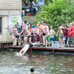 Big Jump Aalst 2015.